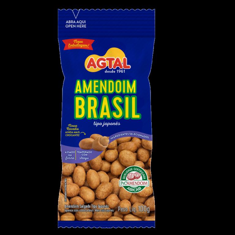 Amendoim Brasil 100g