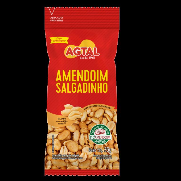 Amendoim Salgadinho 25g