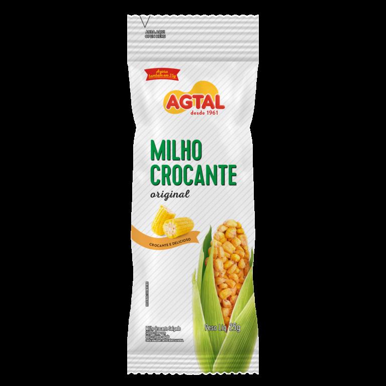 Milho Crocante Original 25g