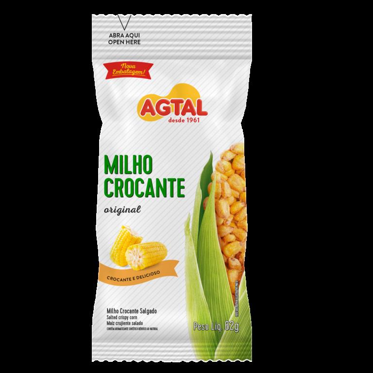 Milho Crocante Original 62g
