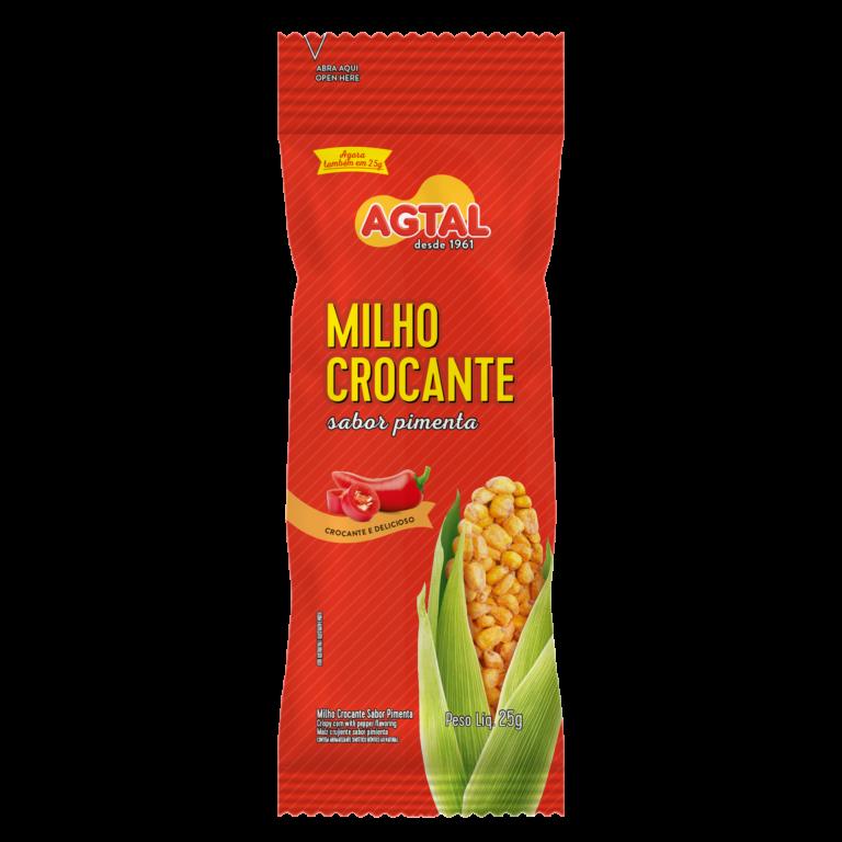 Milho Crocante Pimenta 25g