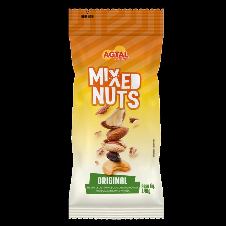 Mixed Nuts 140g