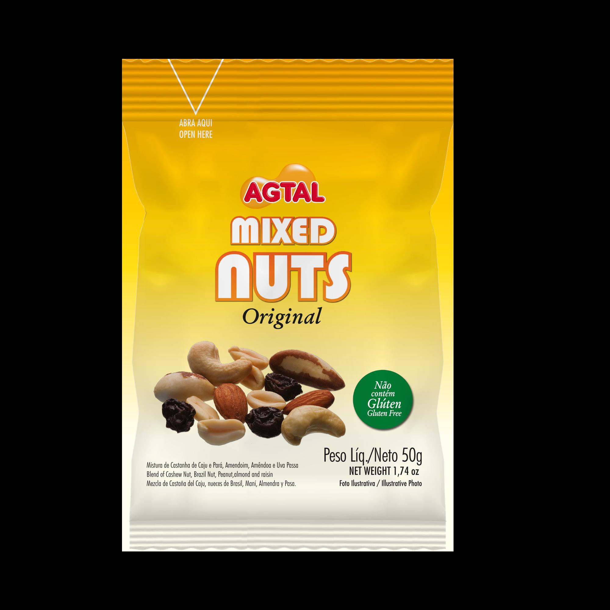 Mixed Nuts 50g