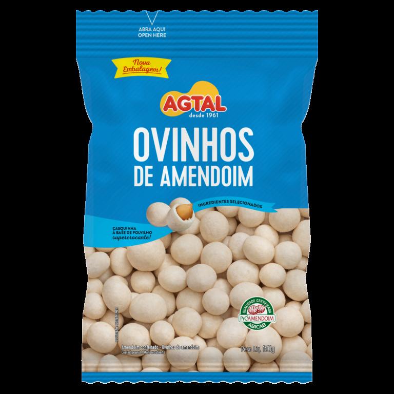 Ovinhos de amendoim 150g