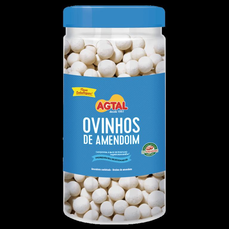 ovinhos de amendoim 600g